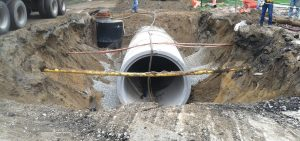 River Forest 4-Mainline Sewer Installation